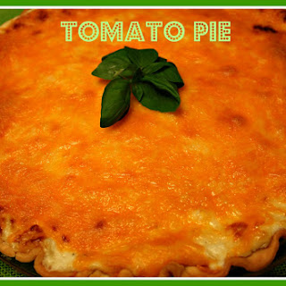 Tomato Pie With Cornbread Crust Recipes