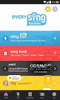 Screenshot of Smart Karaoke: everysing Sing!