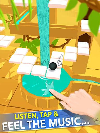Dancing Ball Saga screenshot 7