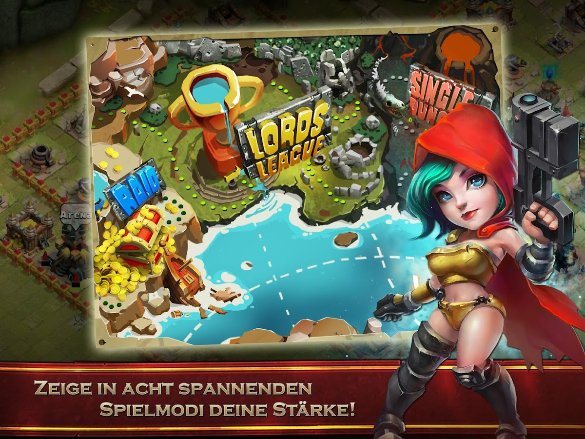 Clash of Lords 2: Ehrenkampf Screenshot 7