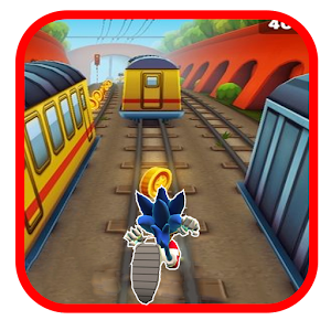 Download subway super sonic run rush 2 For PC Windows and Mac