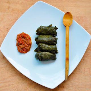 Vegetarian Dolmas Recipes
