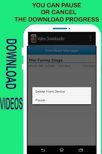 App Fast Video Downloader APK for Windows Phone