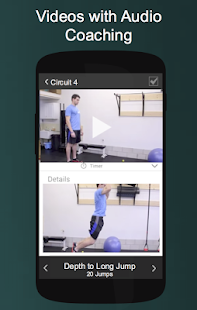Triathlon Strength Training - screenshot