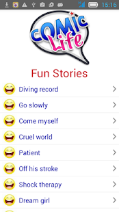 Fun Stories - screenshot