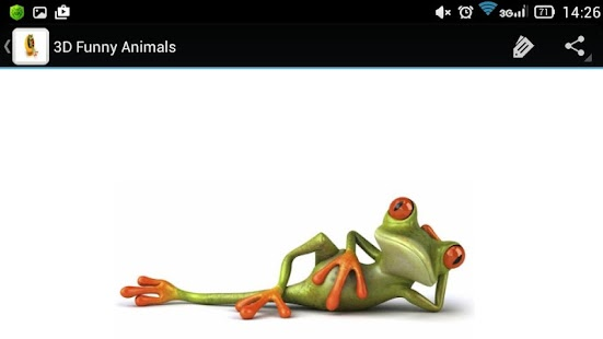 3D Funny Animals - screenshot