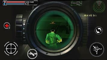 Screenshot of Death Shooter 2:Zombie killer