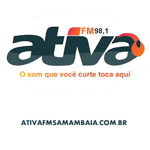 Download Ativa FM Samambaia For PC Windows and Mac