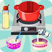 Download games cooking donuts APK on PC