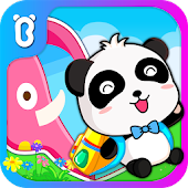Download Baby Panda Kindergarten APK on PC