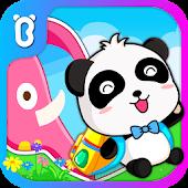 Baby Panda Kindergarten APK for Bluestacks