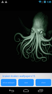 Kraken Sea Monster Wallpapers - screenshot