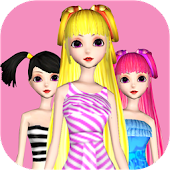 Game My Talking Pretty Girl APK for Windows Phone