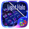 Light Halo Go Launcher Theme APK for Bluestacks
