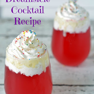 Dreamsicle Cocktail