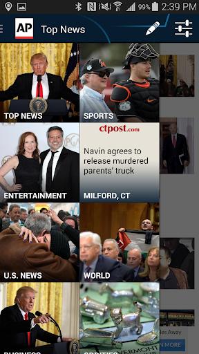 AP Mobile - Breaking News screenshot 3