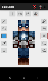 Skin Editor for Minecraft APK for Nokia
