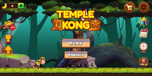Temple Kong For PC