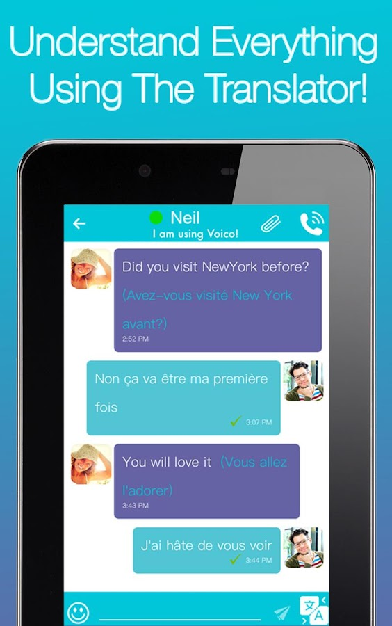 Voico: Free Calls and Messages Screenshot 12