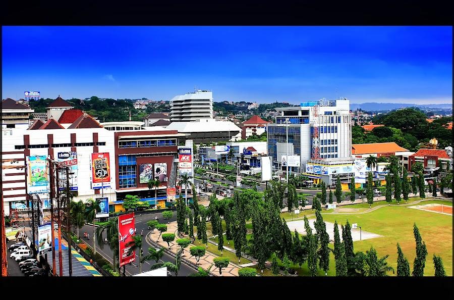 Simpang Lima by Teguh Setiawan - City,  Street & Park  Vistas ( city )