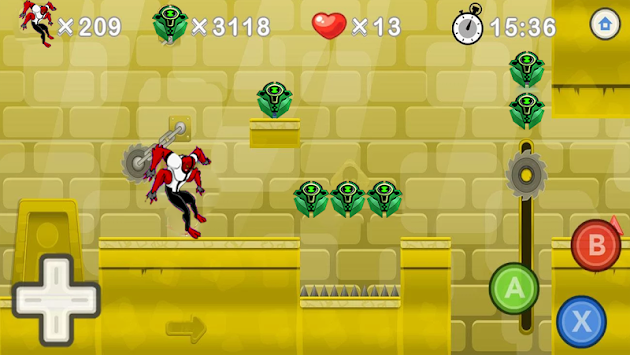Ben 10 Alien Go APK screenshot thumbnail 2