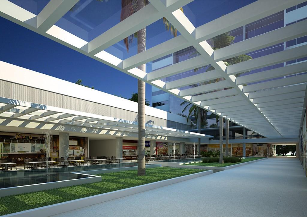 Sala comercial para locação, Parque Mall -  Bragança Paulista.
