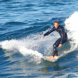 Just Surfing by Mark Holden - Sports & Fitness Surfing