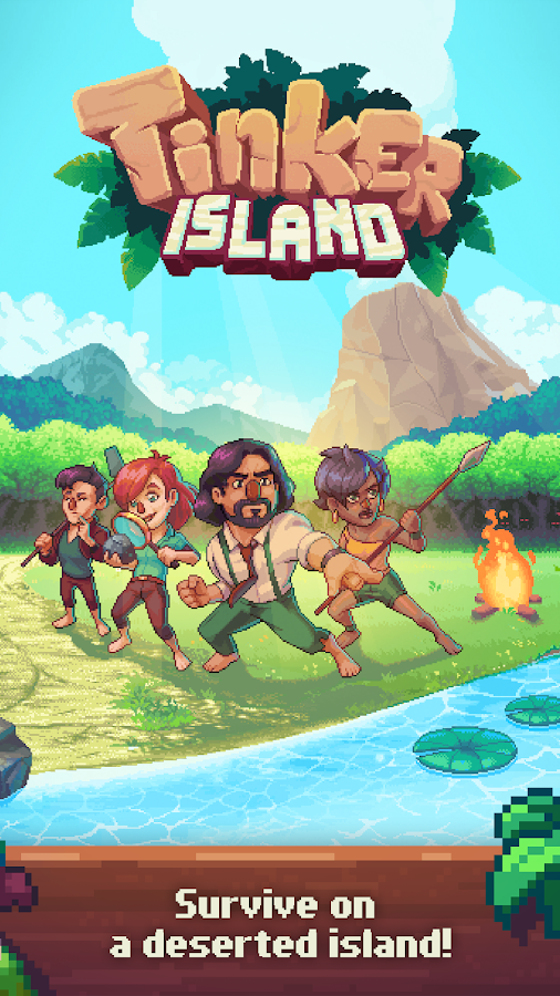 Tinker Island Screenshot 0