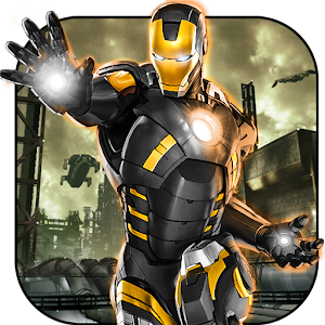 Super Iron Hero Flying Robot City Rescue Battle For PC / Windows 7/8/10 / Mac – Free Download