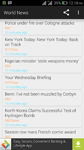 World News APK