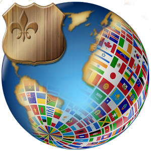Around The World - Emblems