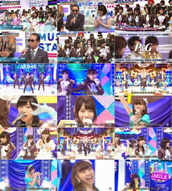 (TV-Music)(1080i) AKB48 Part (Music Station) 140926