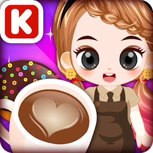 Chef Judy: Coffee Donut Maker