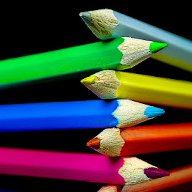 Pens by Dragan Milovanovic - Artistic Objects Education Objects