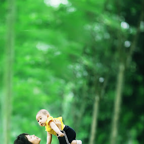i love you  by Fendra Fachroni - Babies & Children Children Candids