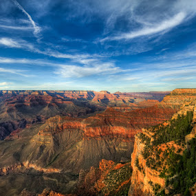 Grand View by Jason Brown - Landscapes Mountains & Hills