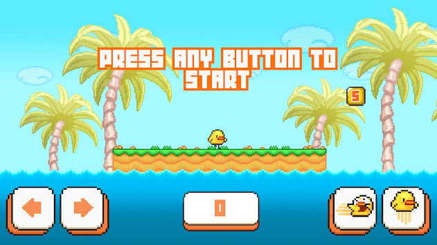 Birdy McFly : Run And Fly Over It! APK screenshot thumbnail 2