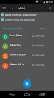Screenshot of Silent Phone - private calls