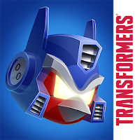 Angry Birds Transformers For PC (Windows And Mac)