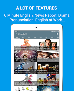 Learn English Listening Screenshot