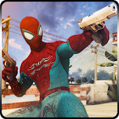 Game Spider Anti Terrorist Commando apk for kindle fire