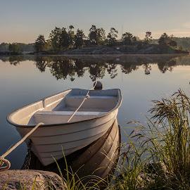 Summer dreams by Kennet Brandt - Transportation Boats