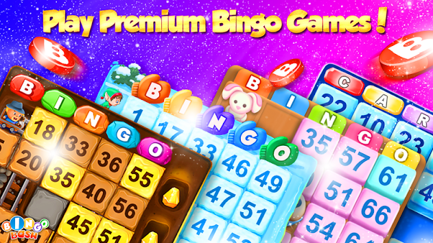 Bingo Bash APK screenshot thumbnail 1