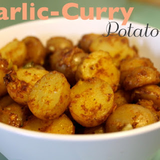 Baked Curry Potatoes Recipes