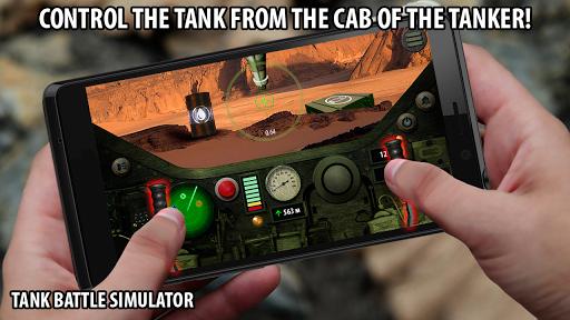 Tank Battle. Simulator