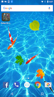 Fische Live Wallpaper android apps download