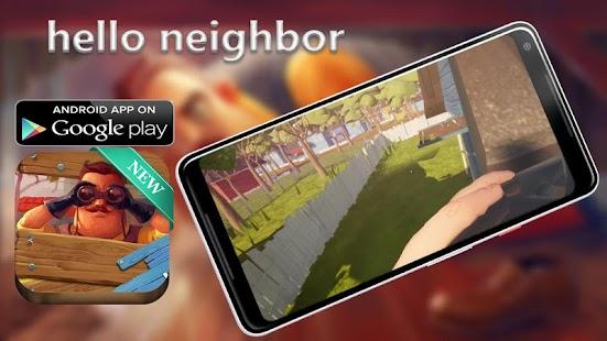 Neo hello neighbor guia