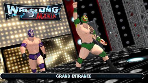 WRESTLING MANIA : WRESTLING GAMES & FIGHTING For PC