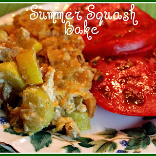 Sharon's Summer Squash Bake!
