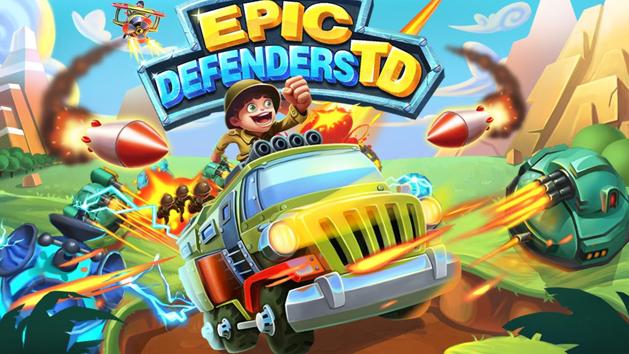 Epic Defenders TD Screenshot 0